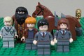 La coupe de feu de LEGO Harry Potter : Years 1-4