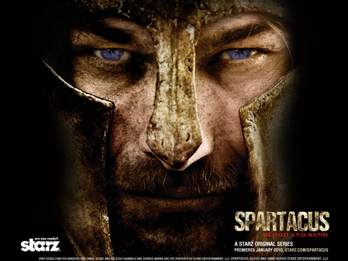 Spartacus : Blood and Sand 01
