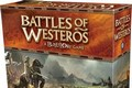 Le Trône de Fer : Fantasy Flight Game annonce Battles of Westeros