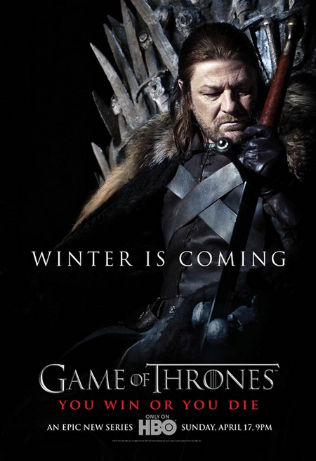 Affiche promotionelle Winter Is Coming
