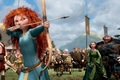 Rebelle : Merida ajuste son tir