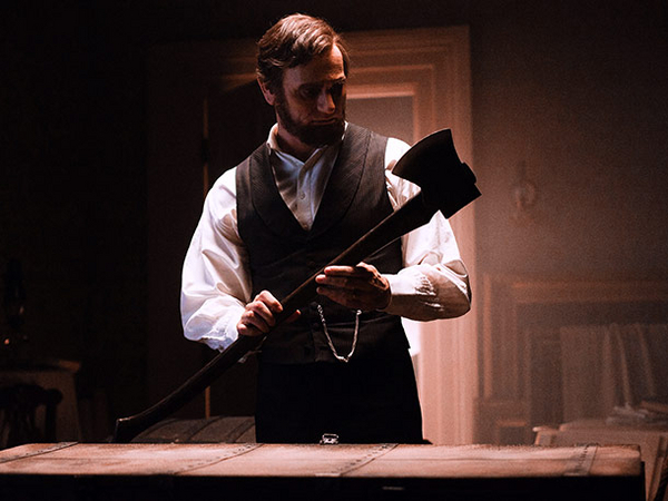 Abraham Lincoln: Vampire Hunter 06